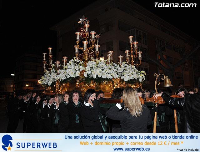 Salutación a la Virgen de los Dolores - Semana Santa 2009 - 35
