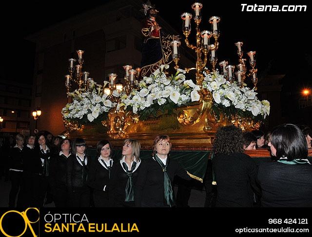 Salutación a la Virgen de los Dolores - Semana Santa 2009 - 37