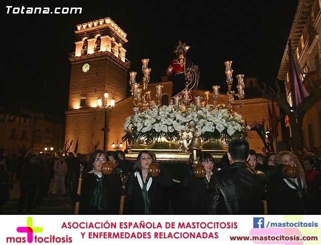 Salutación a la Virgen de los Dolores - Semana Santa 2009 - 506