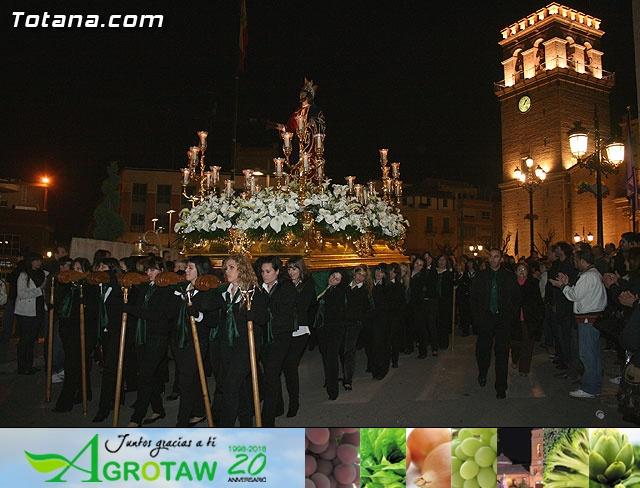 Salutación a la Virgen de los Dolores - Semana Santa 2009 - 507