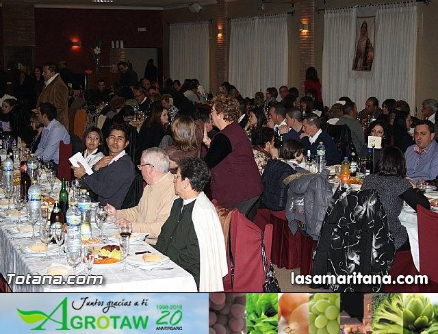 Cena Gala - Centenario Hermandad de Jesús y La Samaritana  - 25
