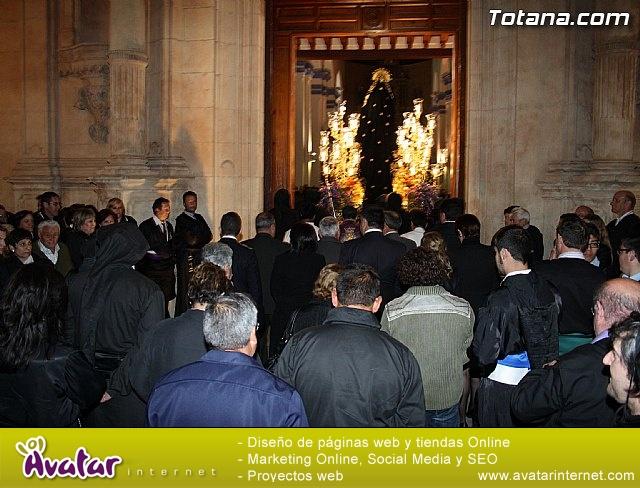 Procesión del Santo Entierro. Semana Santa 2011 - 863