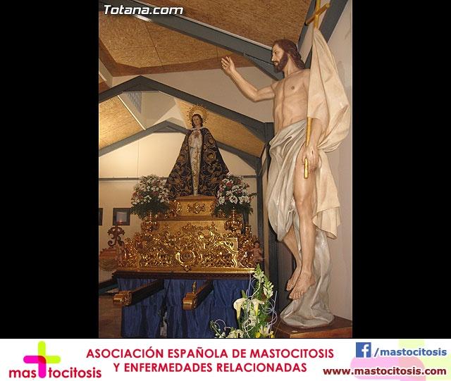 Inauguración de la sede de la Cofradía de Jesús Resucitado - 3