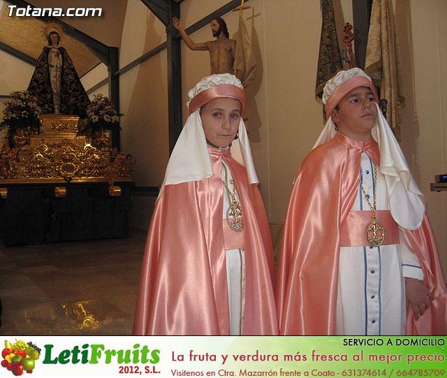 Inauguración de la sede de la Cofradía de Jesús Resucitado - 4