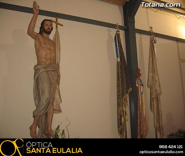 Inauguración de la sede de la Cofradía de Jesús Resucitado - 5