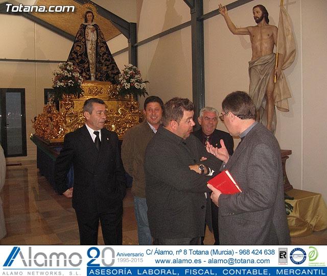 Inauguración de la sede de la Cofradía de Jesús Resucitado - 13