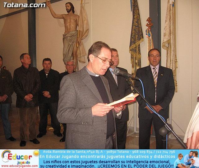 Inauguración de la sede de la Cofradía de Jesús Resucitado - 19