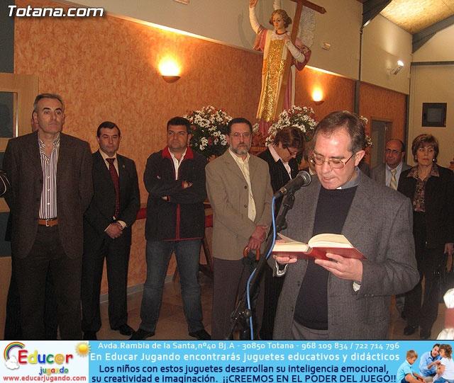 Inauguración de la sede de la Cofradía de Jesús Resucitado - 21