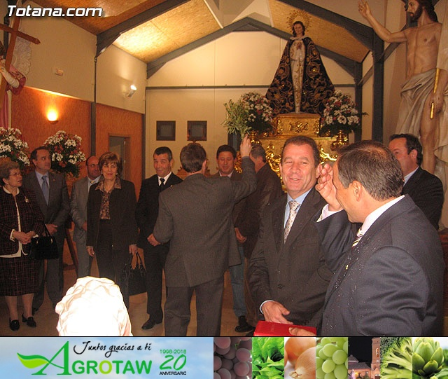 Inauguración de la sede de la Cofradía de Jesús Resucitado - 27