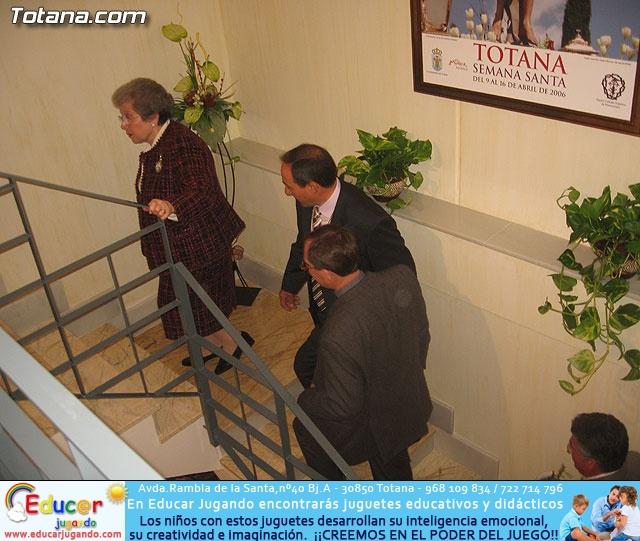 Inauguración de la sede de la Cofradía de Jesús Resucitado - 33