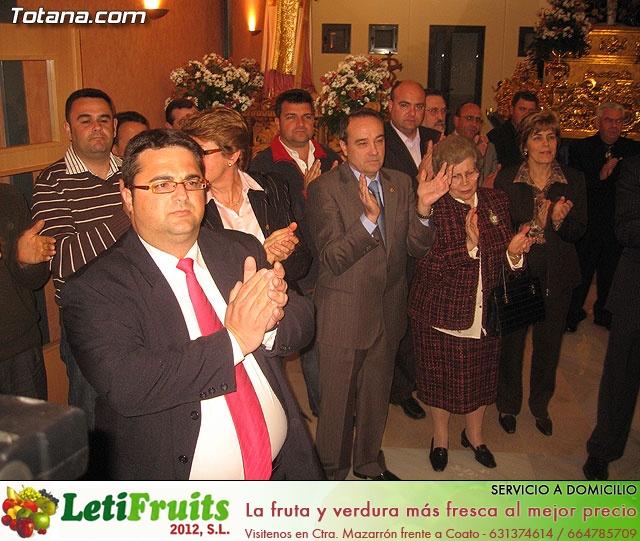 Inauguración de la sede de la Cofradía de Jesús Resucitado - 54