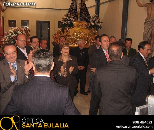 Inauguración de la sede de la Cofradía de Jesús Resucitado - 55