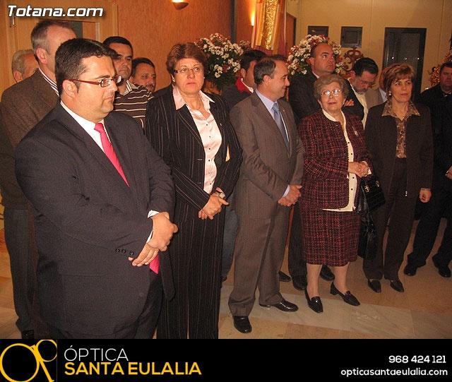 Inauguración de la sede de la Cofradía de Jesús Resucitado - 57