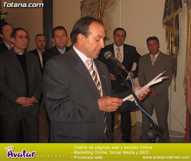 Inauguración de la sede de la Cofradía de Jesús Resucitado - 59