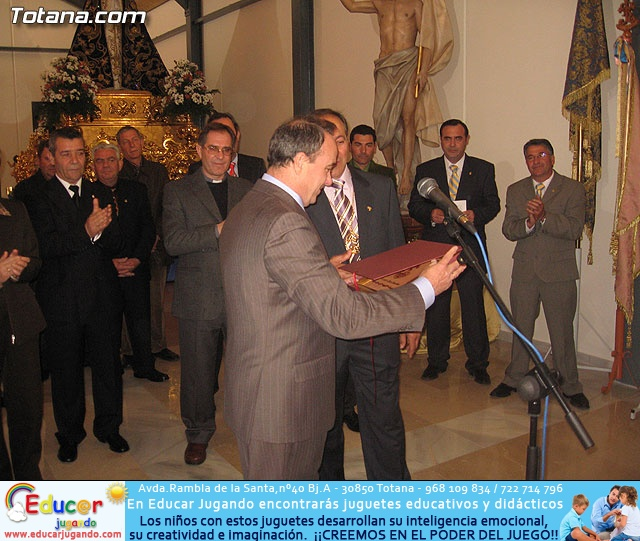 Inauguración de la sede de la Cofradía de Jesús Resucitado - 62
