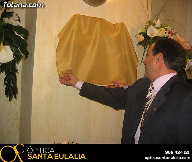 Inauguración de la sede de la Cofradía de Jesús Resucitado - 69