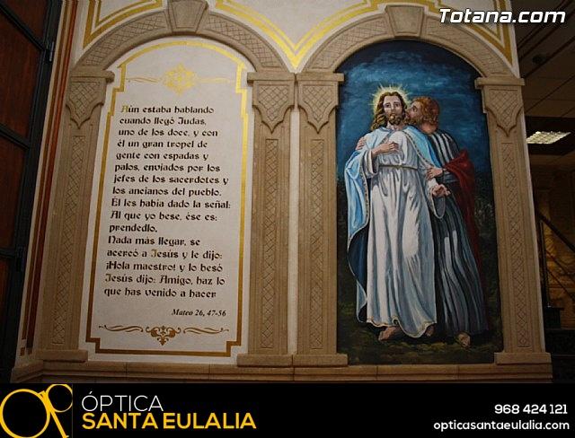 Nueva sede Hdad. Beso de Judas y Jesús Traspasado - 5