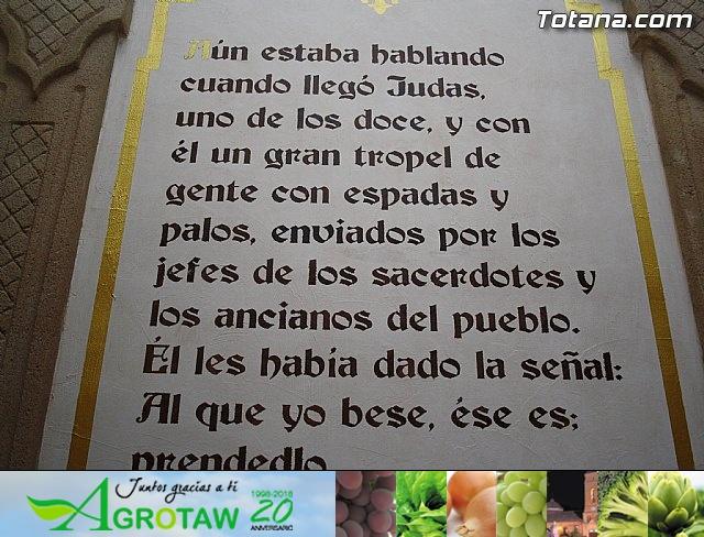 Nueva sede Hdad. Beso de Judas y Jesús Traspasado - 7