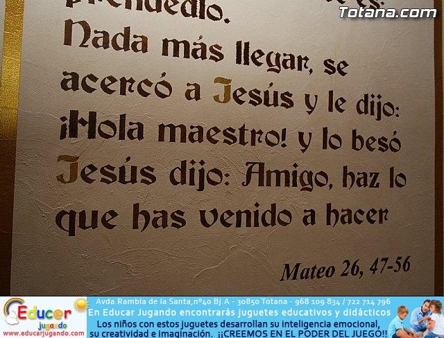 Nueva sede Hdad. Beso de Judas y Jesús Traspasado - 8