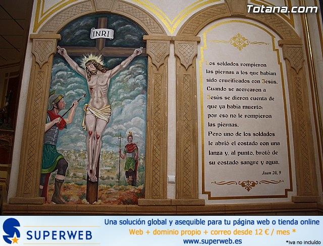 Nueva sede Hdad. Beso de Judas y Jesús Traspasado - 9