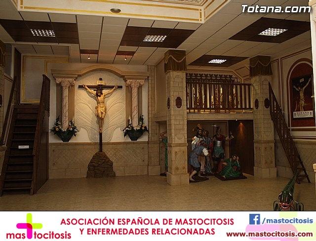 Nueva sede Hdad. Beso de Judas y Jesús Traspasado - 14