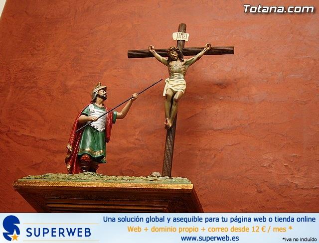 Nueva sede Hdad. Beso de Judas y Jesús Traspasado - 16