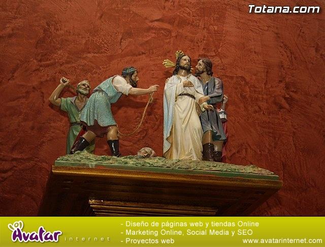 Nueva sede Hdad. Beso de Judas y Jesús Traspasado - 19