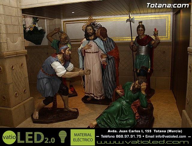 Nueva sede Hdad. Beso de Judas y Jesús Traspasado - 22