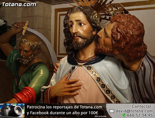 Nueva sede Hdad. Beso de Judas y Jesús Traspasado - 24