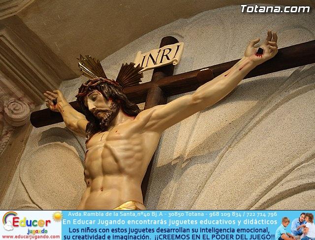 Nueva sede Hdad. Beso de Judas y Jesús Traspasado - 35