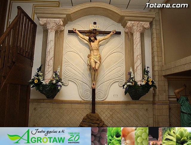 Nueva sede Hdad. Beso de Judas y Jesús Traspasado - 37