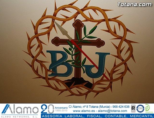 Nueva sede Hdad. Beso de Judas y Jesús Traspasado - 40