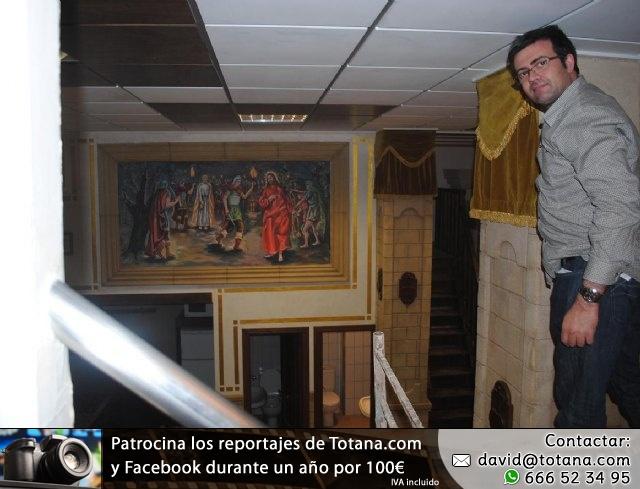 Nueva sede Hdad. Beso de Judas y Jesús Traspasado - Reportaje II - 3