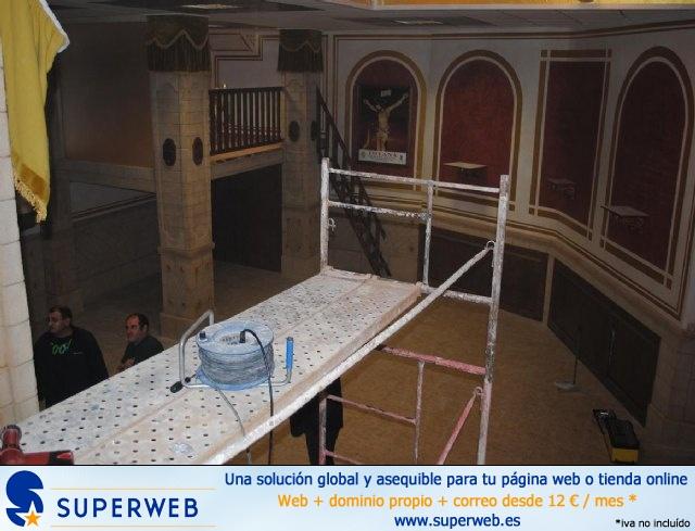 Nueva sede Hdad. Beso de Judas y Jesús Traspasado - Reportaje II - 4