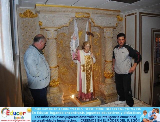 Nueva sede Hdad. Beso de Judas y Jesús Traspasado - Reportaje II - 13