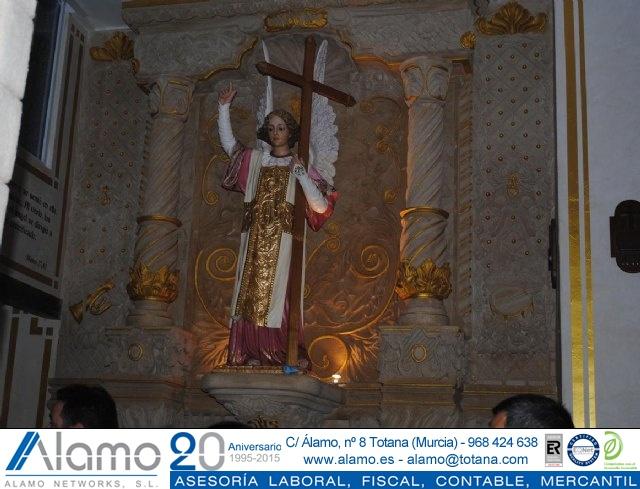 Nueva sede Hdad. Beso de Judas y Jesús Traspasado - Reportaje II - 25
