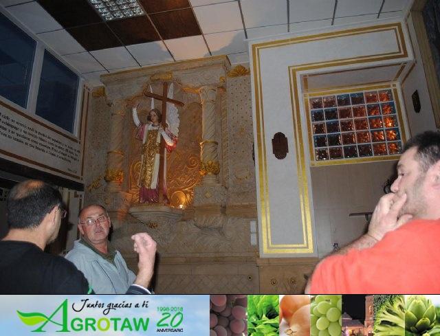 Nueva sede Hdad. Beso de Judas y Jesús Traspasado - Reportaje II - 29