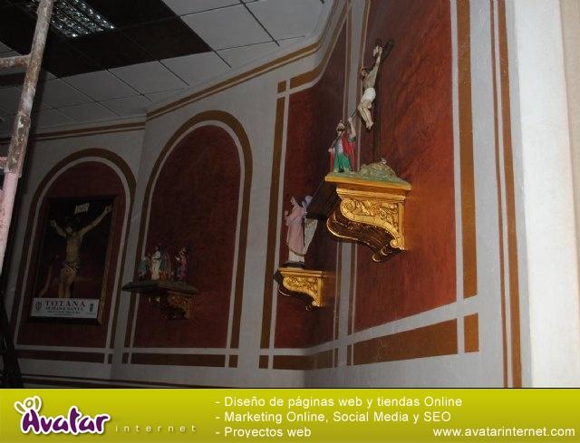 Nueva sede Hdad. Beso de Judas y Jesús Traspasado - Reportaje II - 31