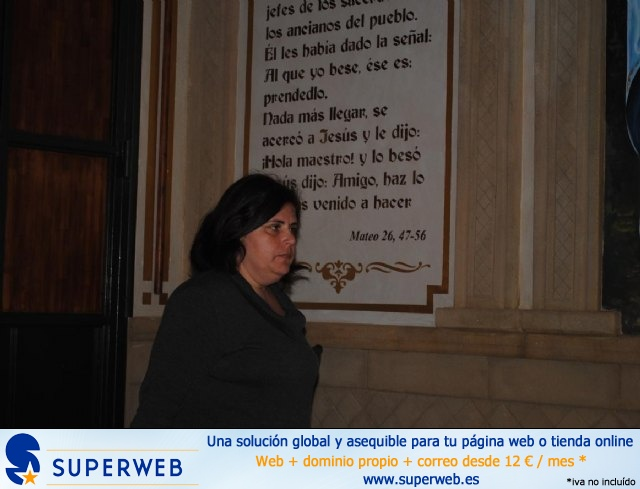 Nueva sede Hdad. Beso de Judas y Jesús Traspasado - Reportaje II - 34