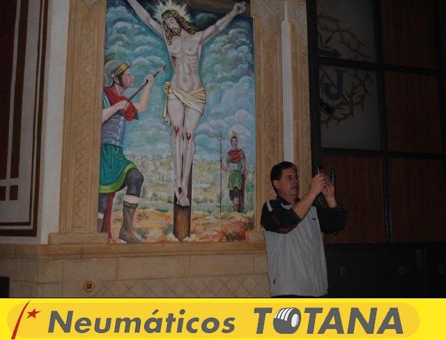 Nueva sede Hdad. Beso de Judas y Jesús Traspasado - Reportaje II - 36