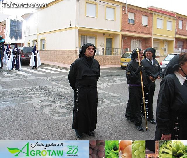 Traslado del Santo Sepulcro desde su sede a la parroquia de Santiago. Totana 2009 - 24