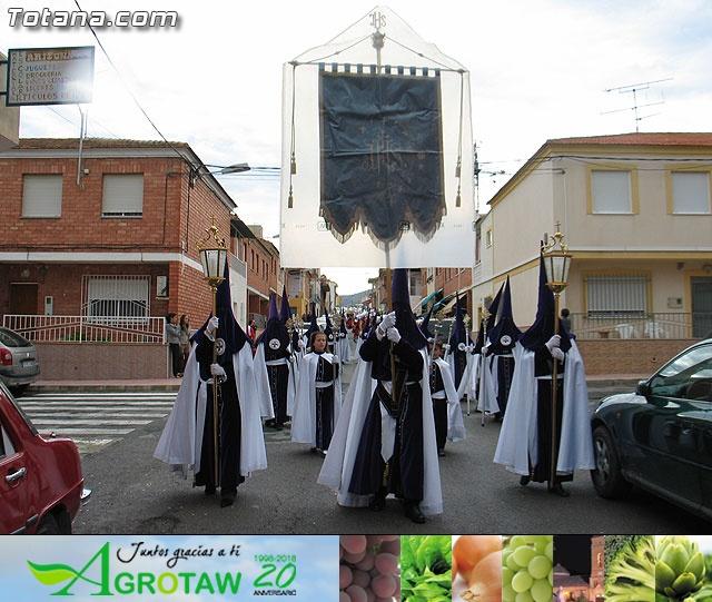 Traslado del Santo Sepulcro desde su sede a la parroquia de Santiago. Totana 2009 - 25
