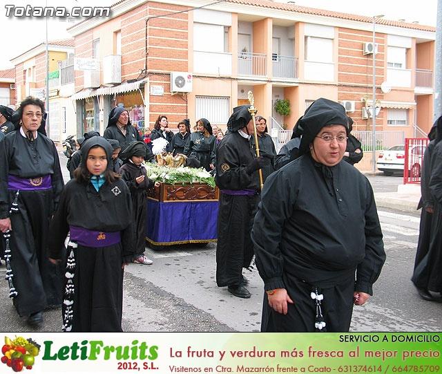 Traslado del Santo Sepulcro desde su sede a la parroquia de Santiago. Totana 2009 - 26