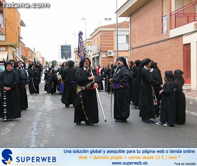 Traslado del Santo Sepulcro desde su sede a la parroquia de Santiago. Totana 2009 - 27
