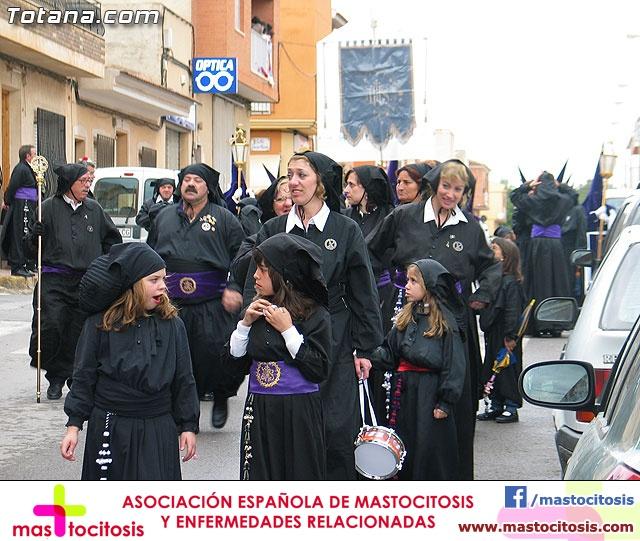Traslado del Santo Sepulcro desde su sede a la parroquia de Santiago. Totana 2009 - 28