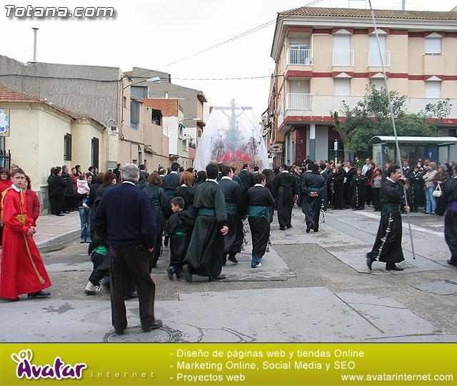 Traslado del Santo Sepulcro desde su sede a la parroquia de Santiago. Totana 2009 - 32