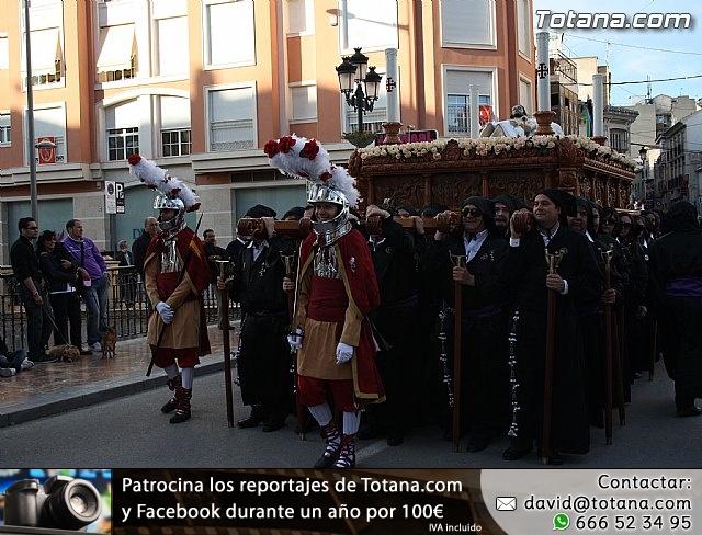 Traslado del Santo Sepulcro. Semana Santa 2011 - 1