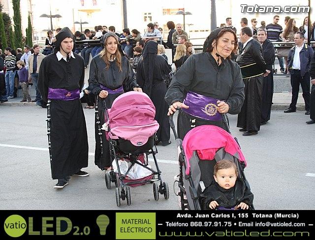 Traslado del Santo Sepulcro. Semana Santa 2011 - 18