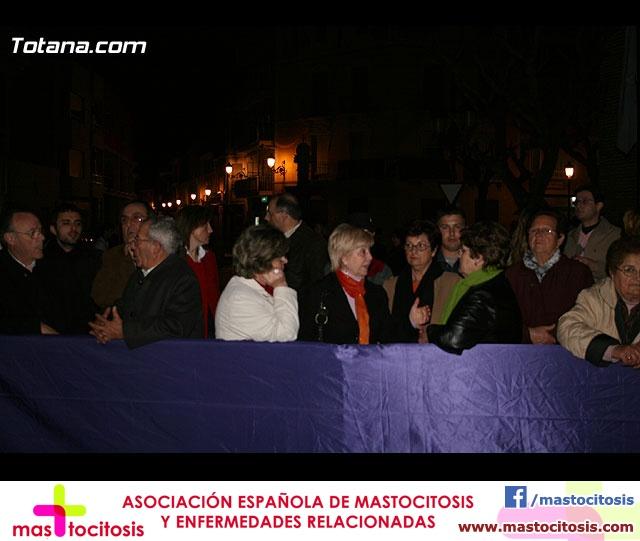 PROCESIÓN DEL SILENCIO. MIÉRCOLES SANTO 2008 - 5