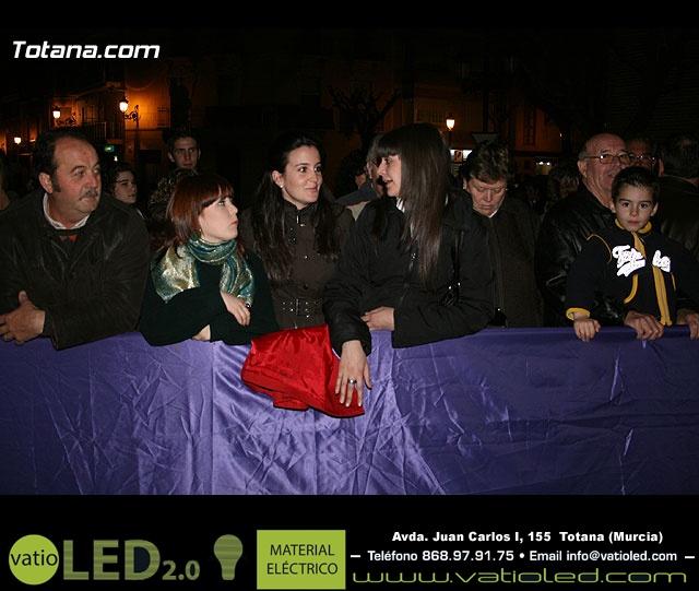 PROCESIÓN DEL SILENCIO. MIÉRCOLES SANTO 2008 - 7